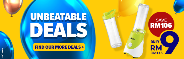 Unbeatable Deal Banner